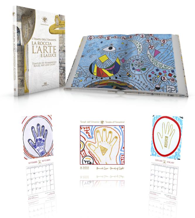 Calendario 2021 e Libro fotografico dei Templi: il regalo perfetto